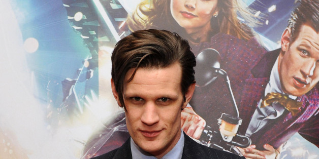 Matt Smith. The new Doctor Who will be unveiled live on television on Sunday.