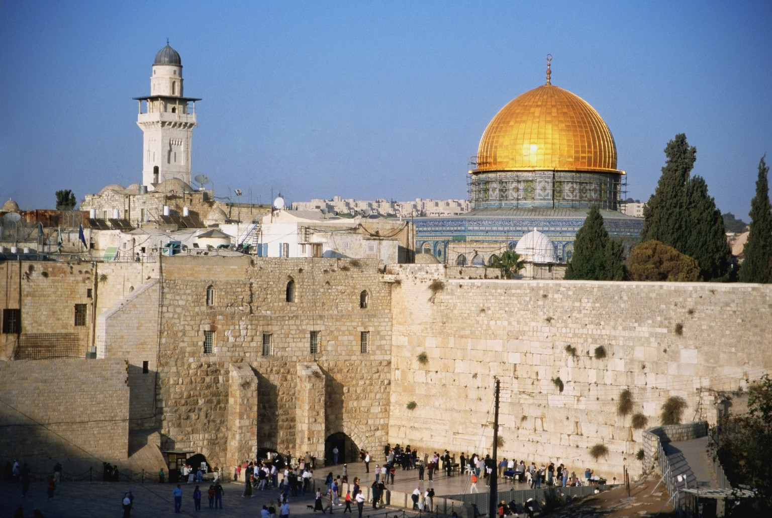 Shock and Recovery: Jerusalem, Sanctuary for All | HuffPost