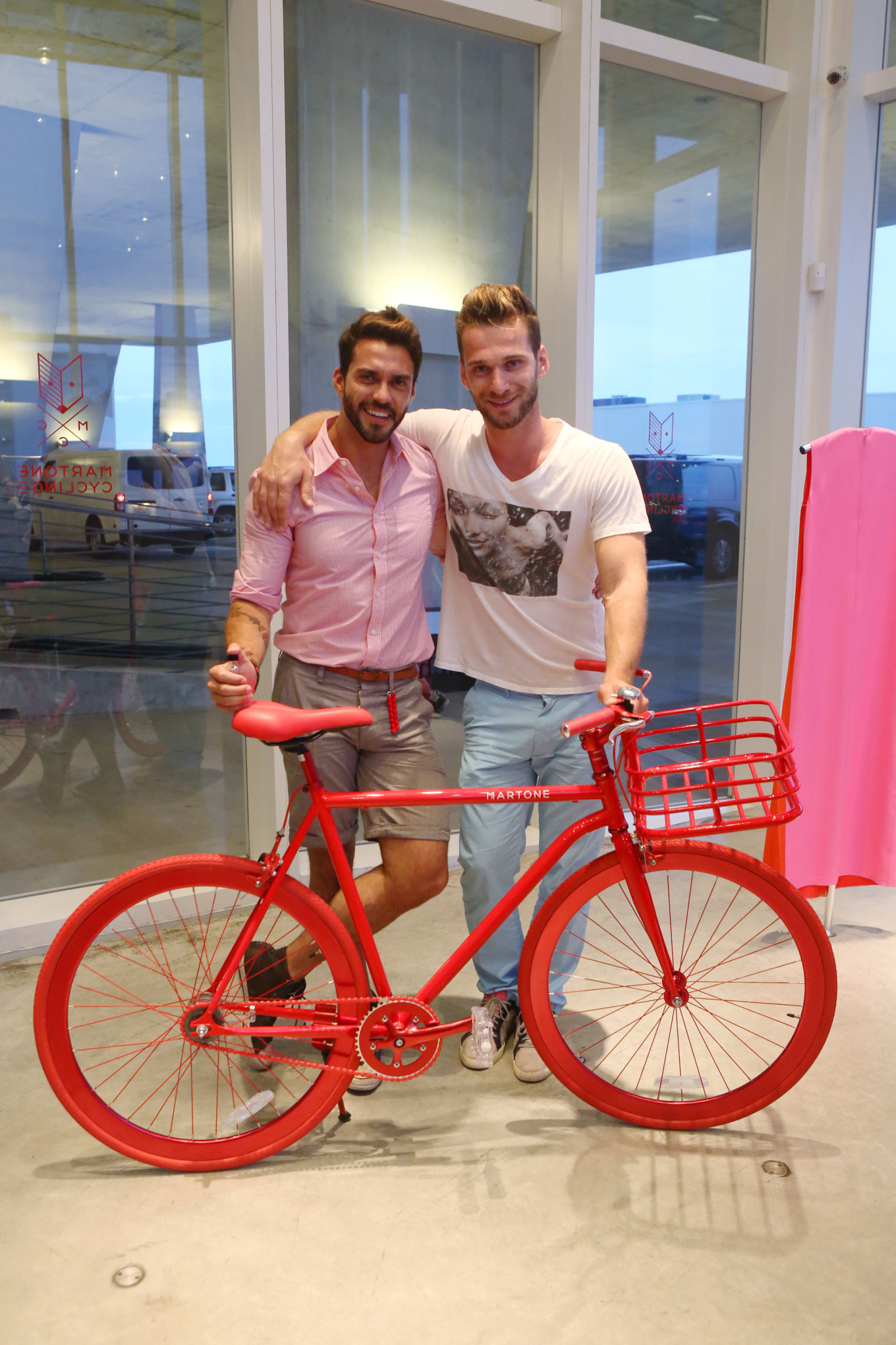 Straight Line Performance >> Martone Cycling Co., Coolest Bicycles Ever, Now Available ...