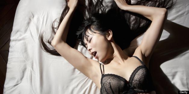 Bringing female to orgasm