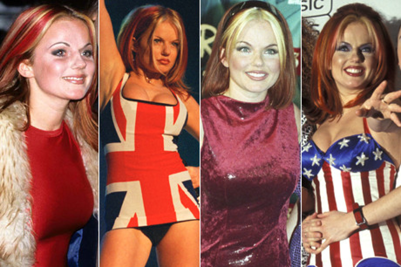 15 Lessons In Fearless Fashion From Ginger Spice | HuffPost