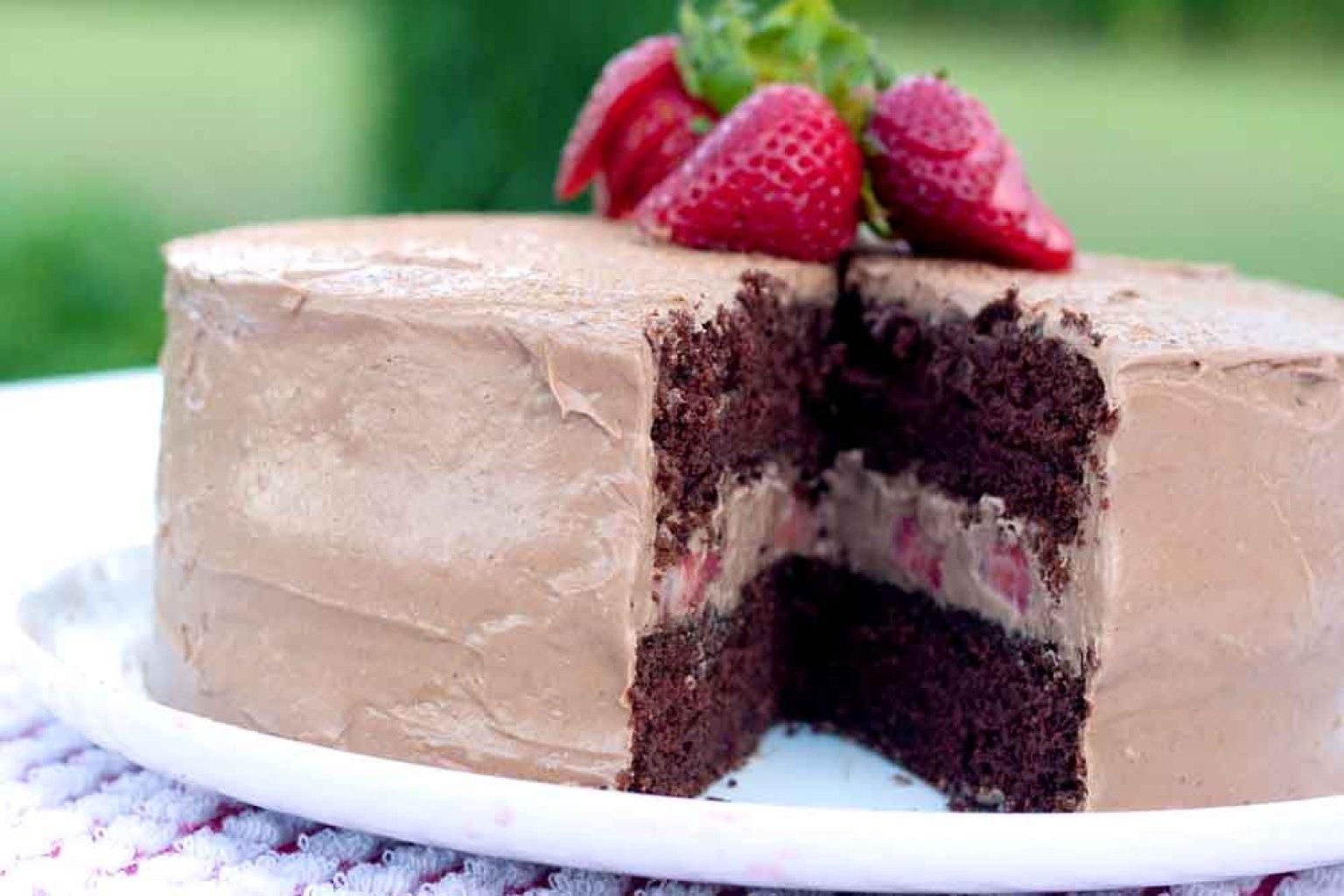 Ina Garten Chocolate Cake With Orange Buttercream