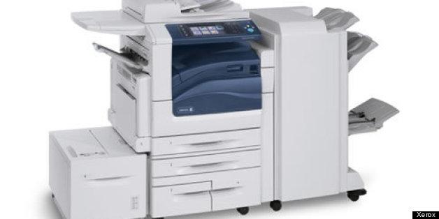 Xerox Workcentre 7535