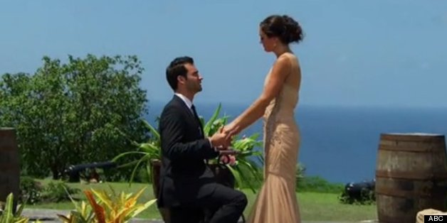 The Bachelorette Season 9 Finale Desiree Hartsock Gets Engaged But Its Still All About Juan Pablo