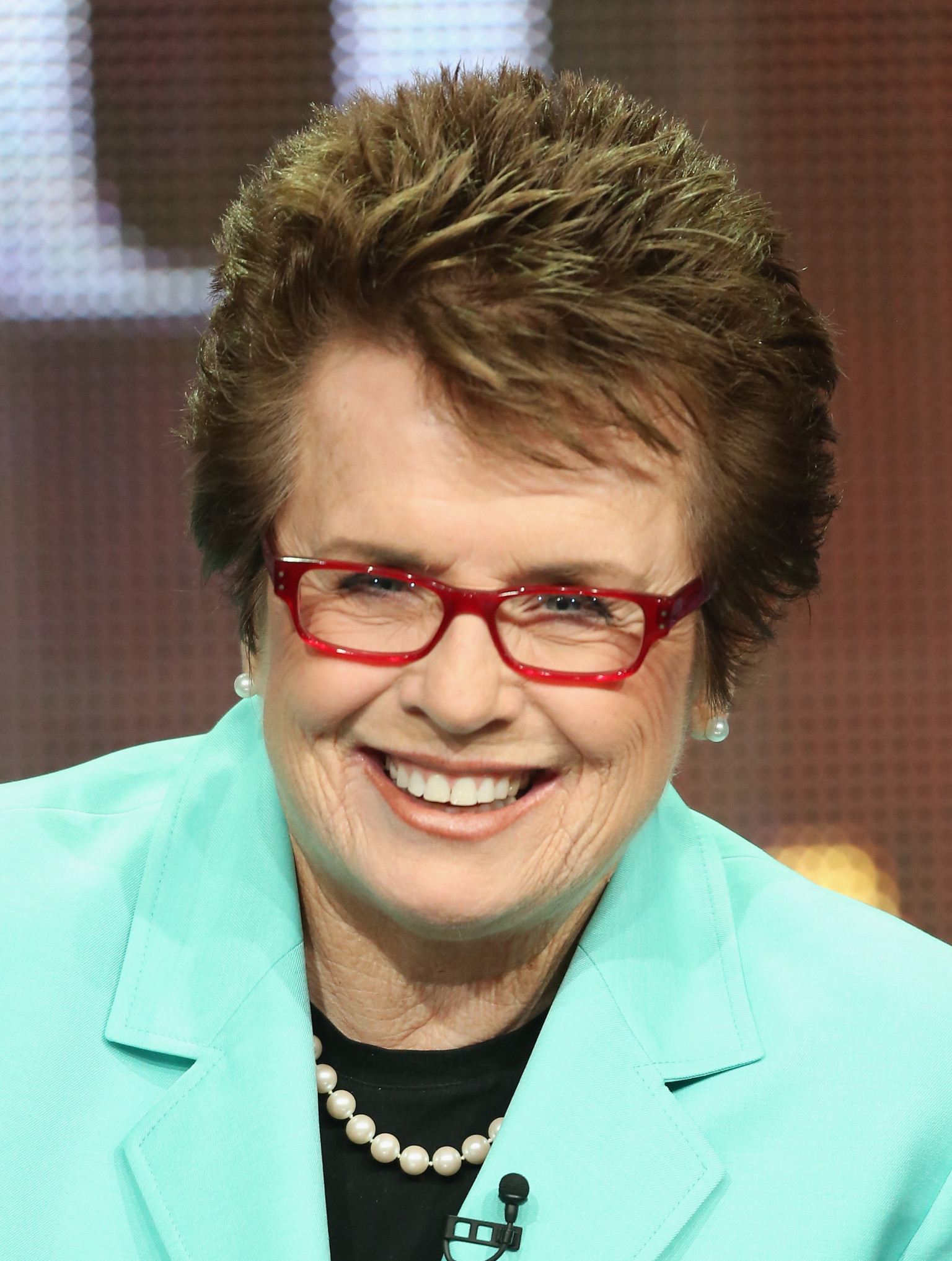 Billie Jean King Gay Athletes It s Very Difficult To e