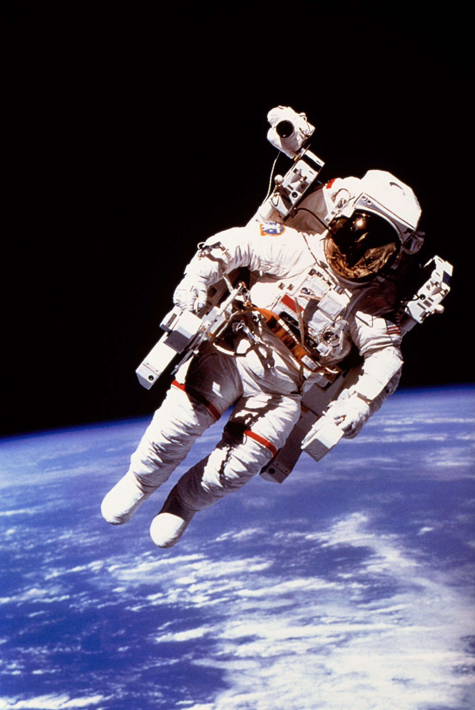 astronaut disappeared in space - photo #32