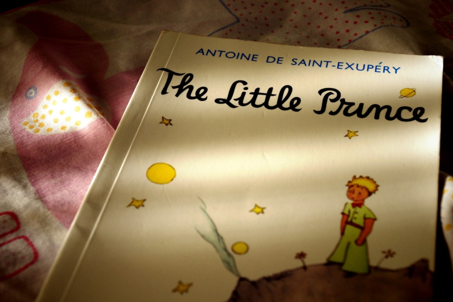 Smile The Little Prince: GPS Guide: 7 Pieces Of Wisdom From 'The Little Prince