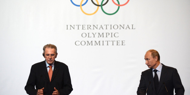 International Olympic Committee May Join Russia in Punishing Gay Athletes