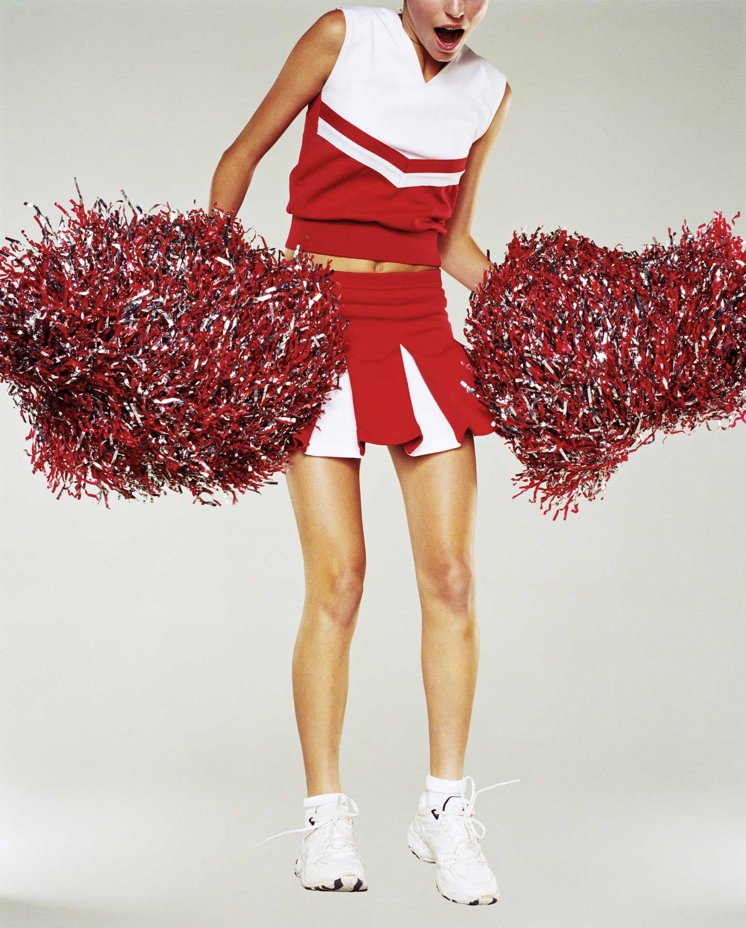 Transvestite cheer leader pics