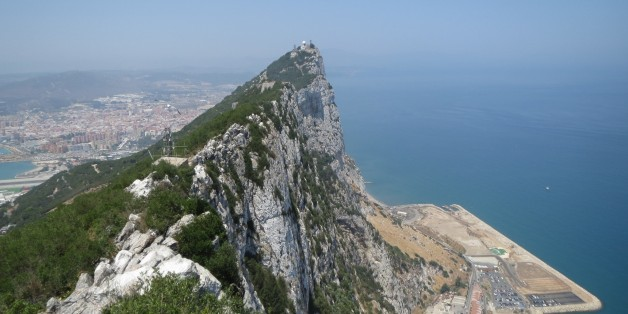 "Undated file photo of Gibraltar as the Foreign Office today voiced ""concern"" over comments from Spain's Foreign Minister, which appear to suggest a new hard line on Gibraltar from the Madrid government."