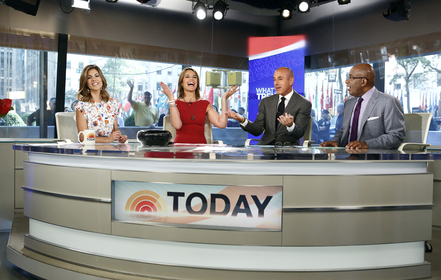 nbc today show essay Watch should voicemail be banned today viewers say from nbc today show a tweet calling for a ban on voicemails has quickly gathered support on social.