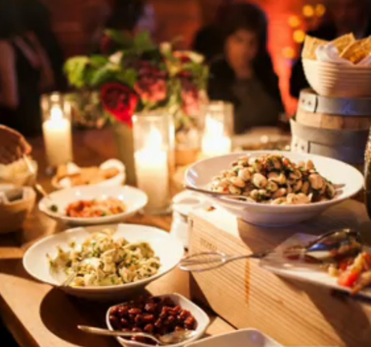 Wedding Food Trends For Fall 2013 (VIDEO)
