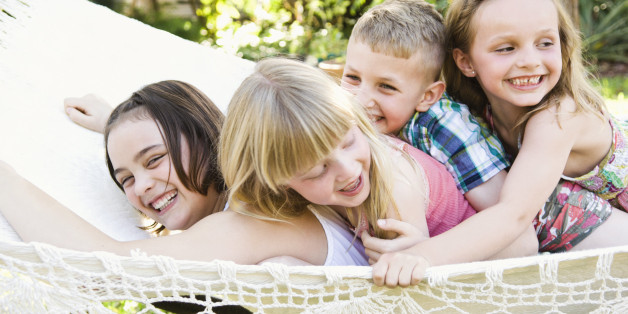 7 Secrets Of Highly Happy Children Huffpost