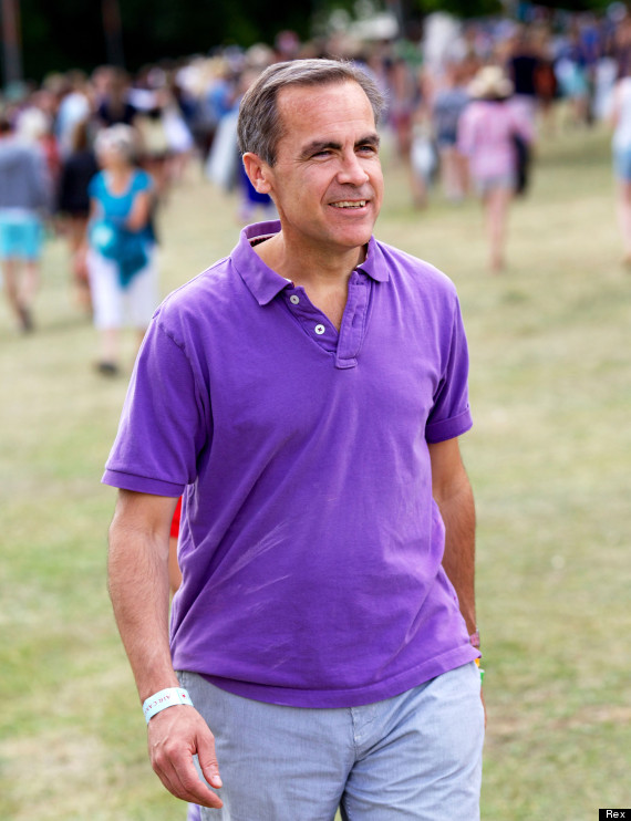 mark carney wilderness