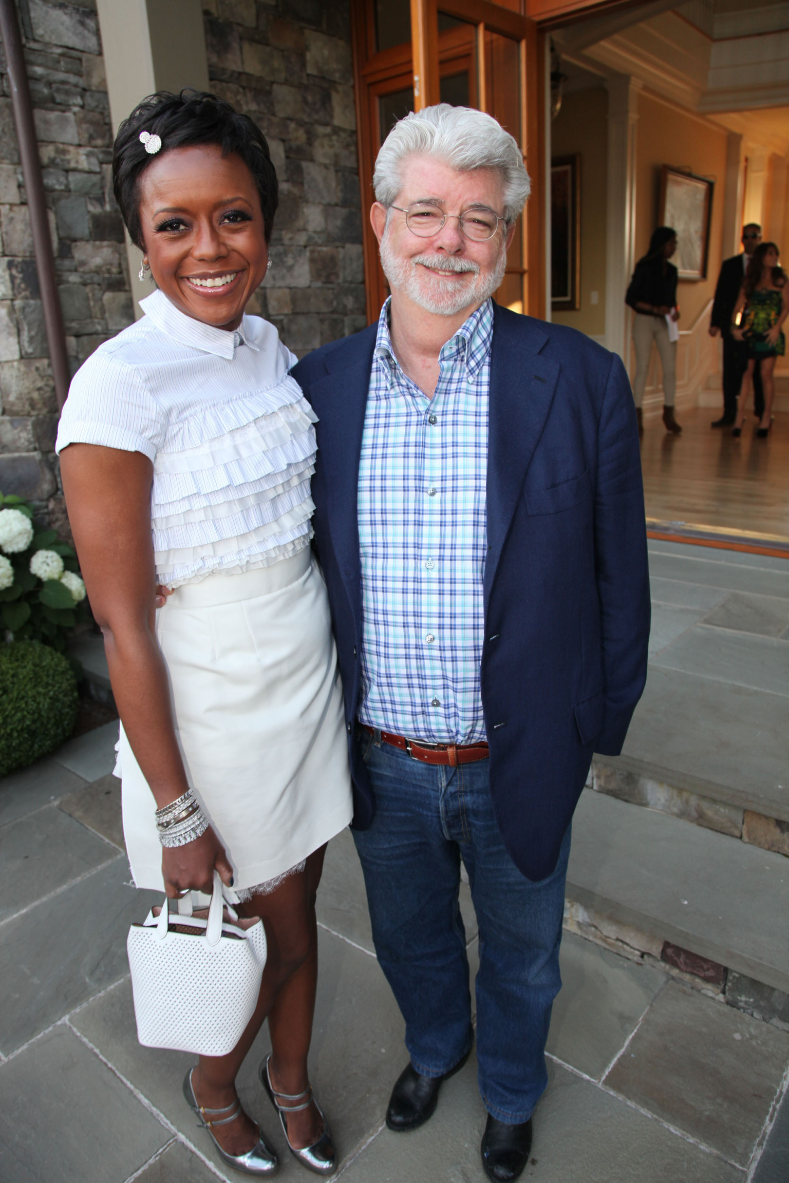 hobson girls Mellody hobson's life—from her tough chicago childhood to success as an investment guru, to her marriage to george lucas, in 2013—has shattered stereotypes of every kind bethany mclean charts her rise mellody hobson has a long list of prominent fans whose adoration of her borders on .