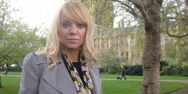Liz McClarnon cyber-stalking