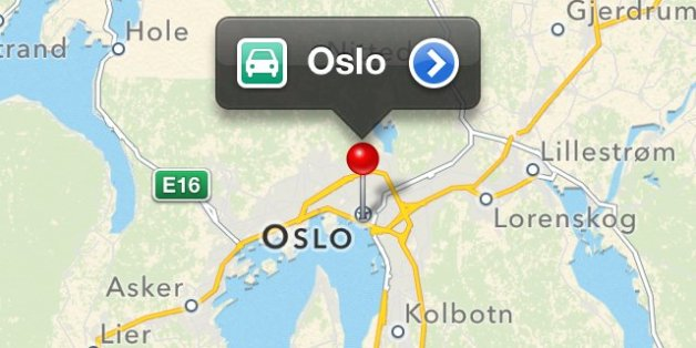 Norway Blocks Apple From D Mapping Oslo For Maps App Flyover View - Norway map app