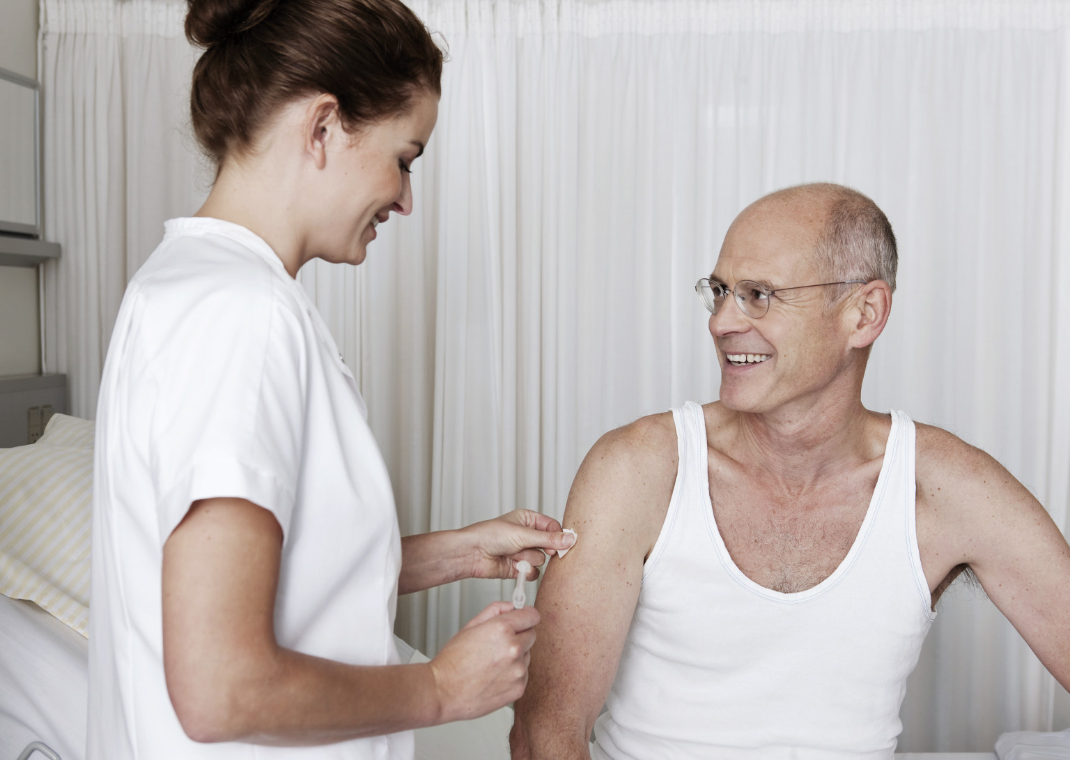 Shingles Vaccine Protects Seniors And Is Covered By