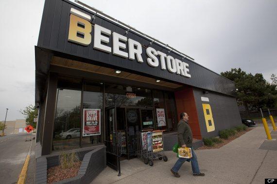 beer store profits monopoly