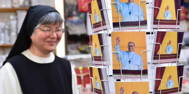 Pope Francis Gives Catholic Gift Stores Hope For Business Boom