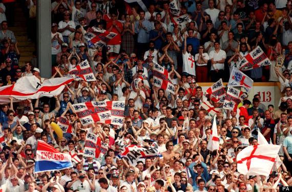 england fans scotland