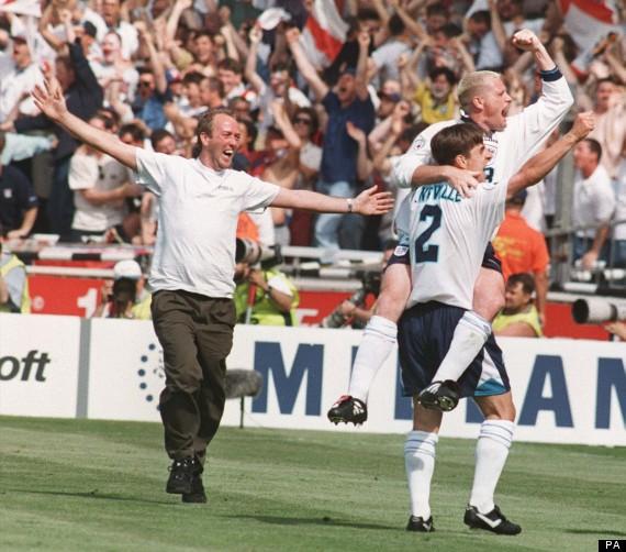 england scotland euro 96