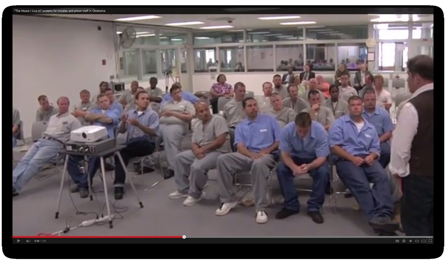 Inmates U0026 Prison Guards Watch A Documentary On The Failed War On Drugs  Together, Find Agreement | HuffPost