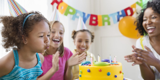 5 Hot Trends for Kids Birthday Parties HuffPost