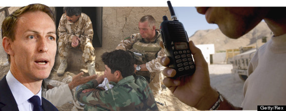 afghanistan interpreters british service