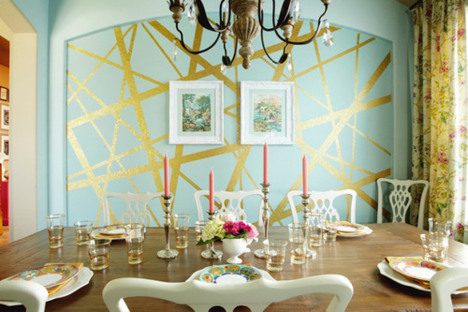 8 incredible interior paint ideas from real homes that turn a wall