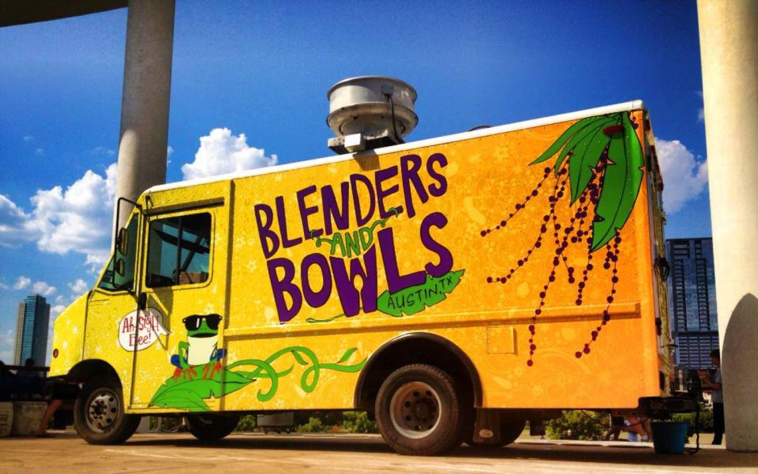10 Of The Healthiest Food Trucks In America