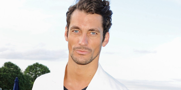 David Gandy For Wheyhey Ice Cream Is The Perfect Combination Of Two Things We Love