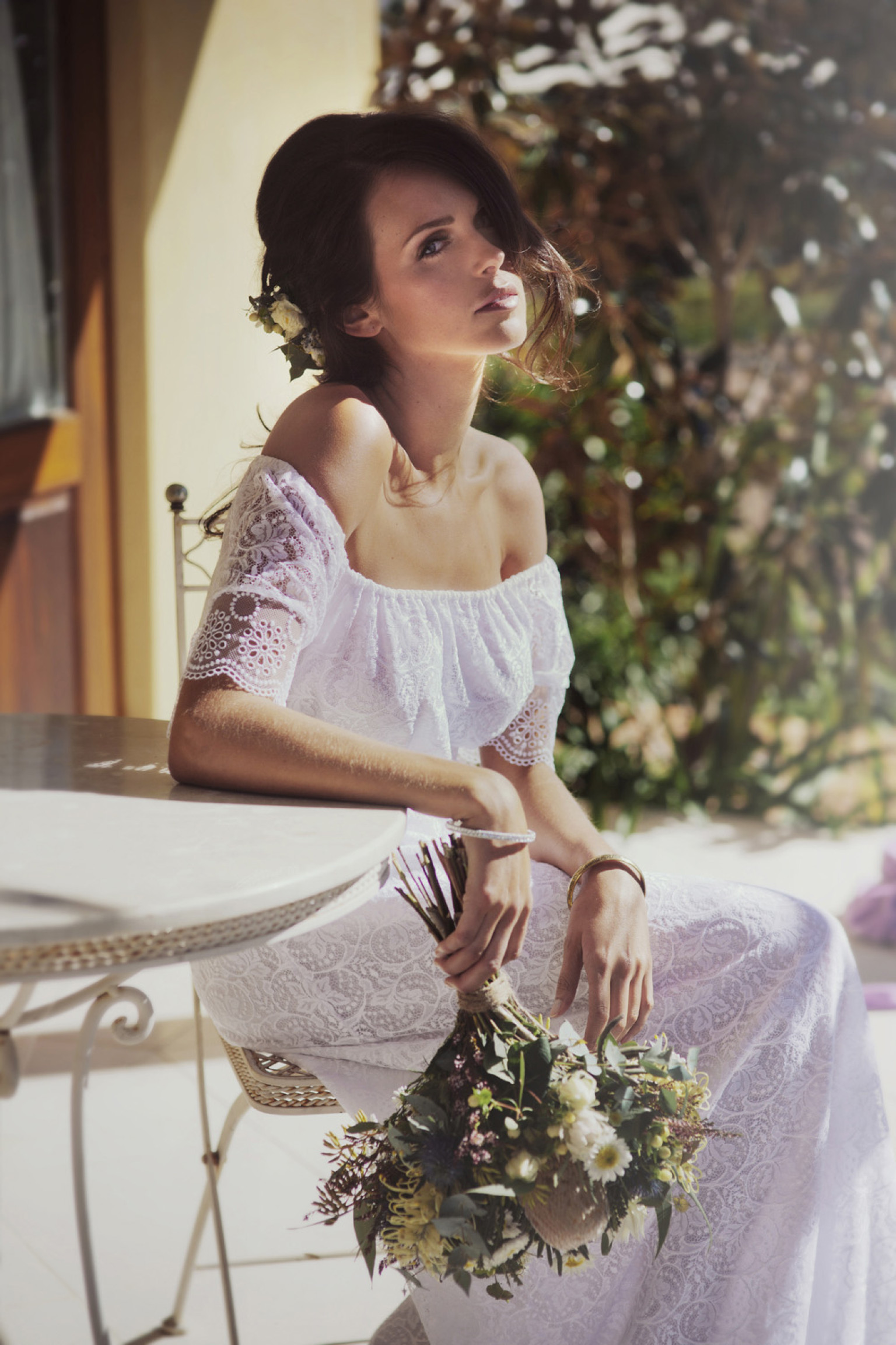 Vintage style wedding dresses inspired by the 1970s photos vintage style wedding dresses inspired by the 1970s photos huffpost ombrellifo Images