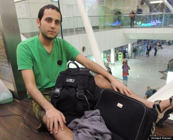 ahmed kanan airport