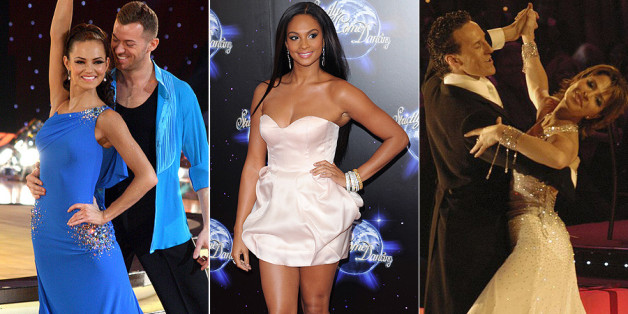 'Strictly Come Dancing' winners
