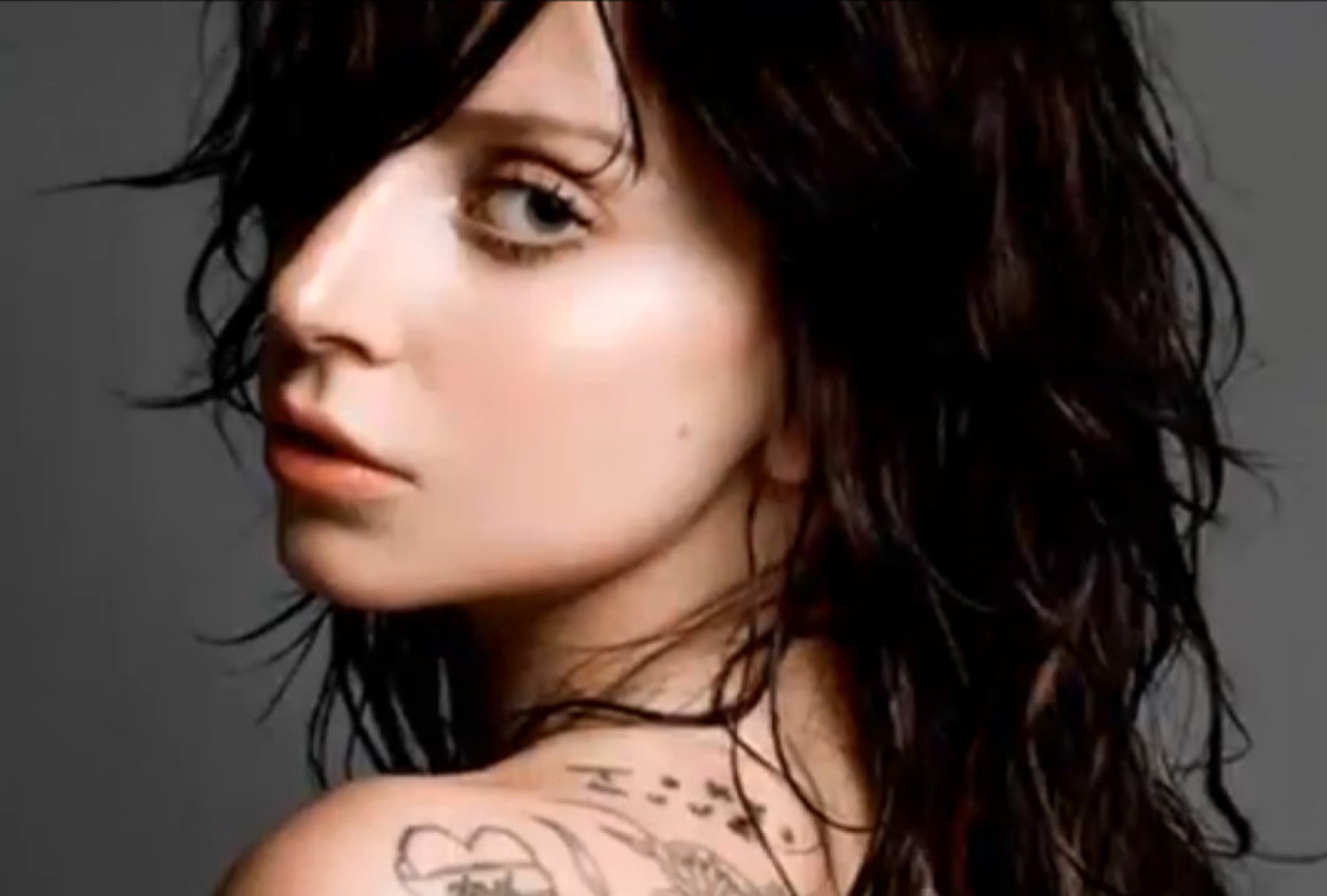 Lady Gaga Nude In V Magazine Talks New Look And Tumultuous Past NSFW PHOTOS