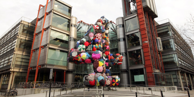 Channel 4 building, London