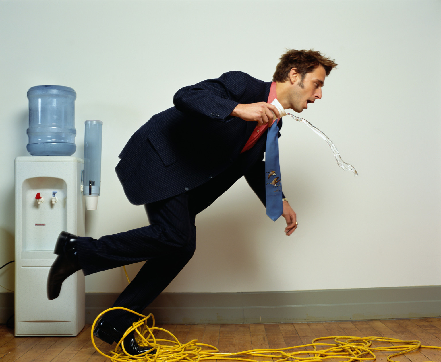 How to Prevent People from Tripping over Cords, Wires and Cables
