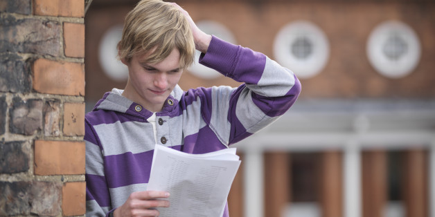 A-Level Results Day: Accept Failure And Move On, Academic Urges Students