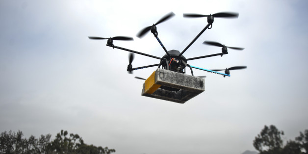 Perus Drones Used For Agriculture And Archaeology Luis Jaime Cisneros Agence France Presse Getty