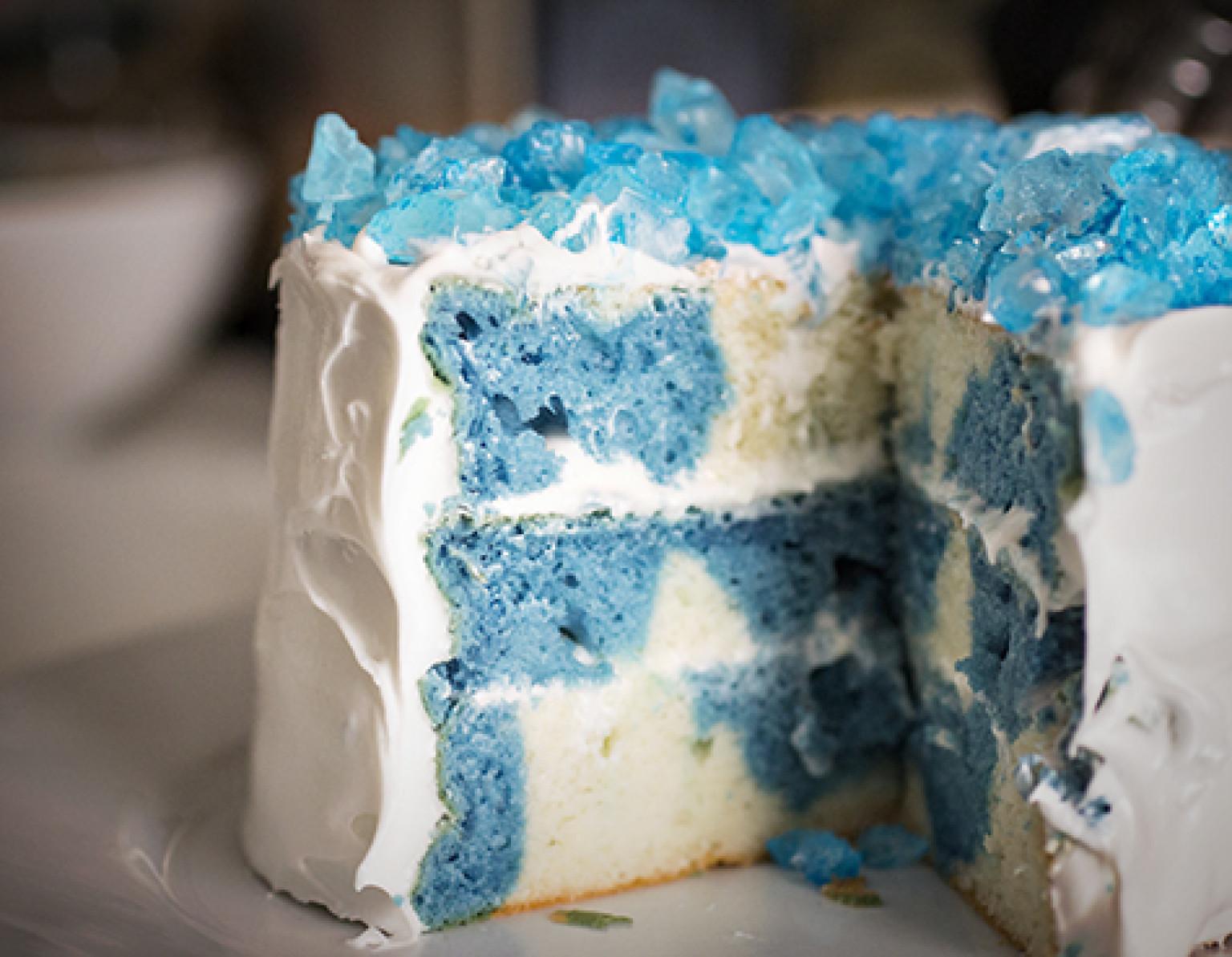 Real Blue Crystal Meth