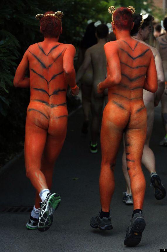 naked london zoo