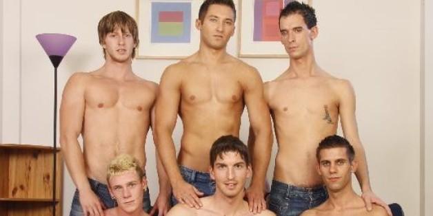 Gay porn company