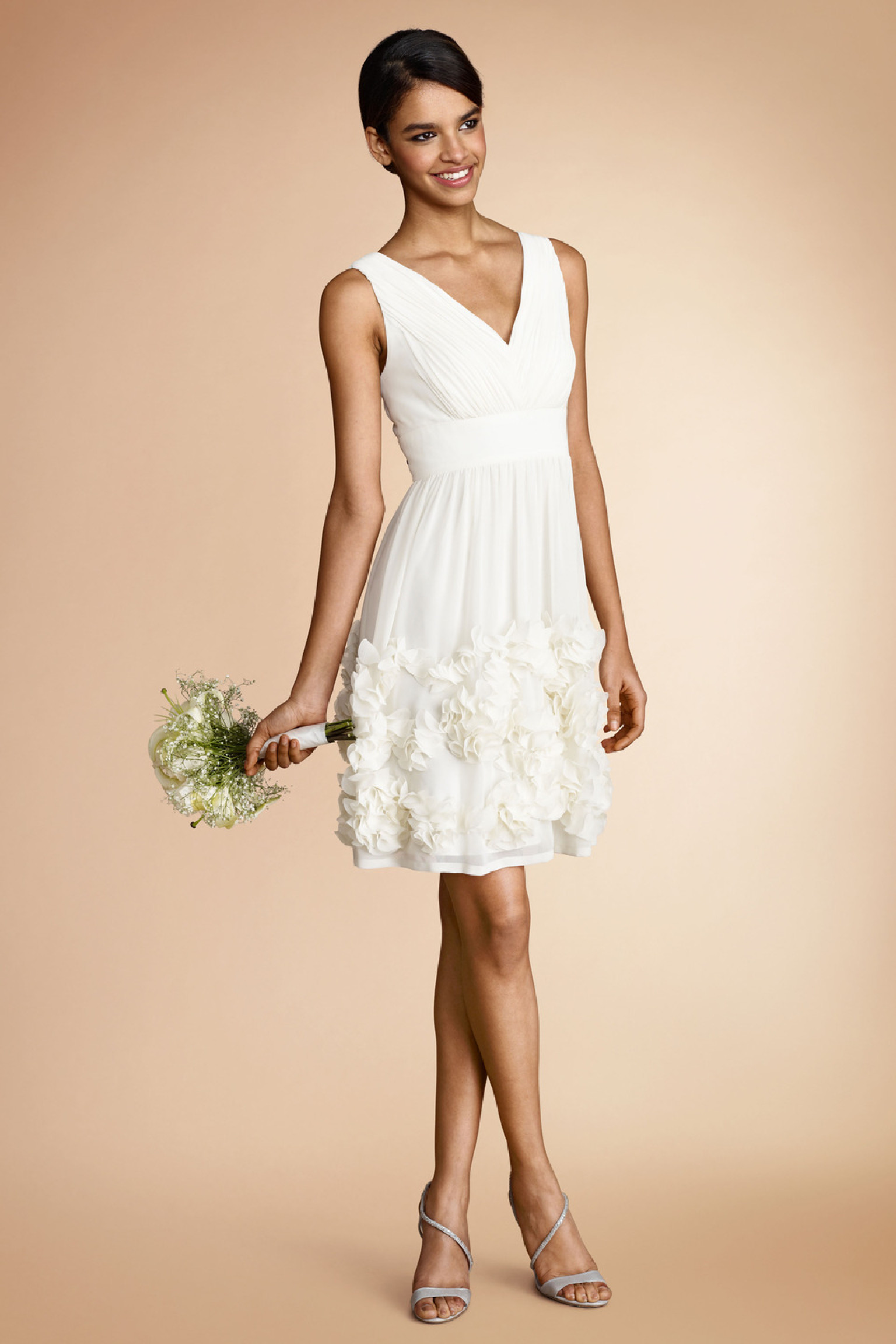 Little White Dresses For Every Wedding Event | HuffPost