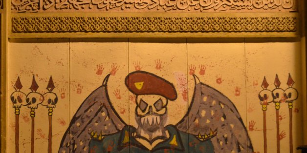 Graffiti, Caire