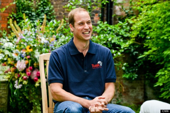 prince william interview