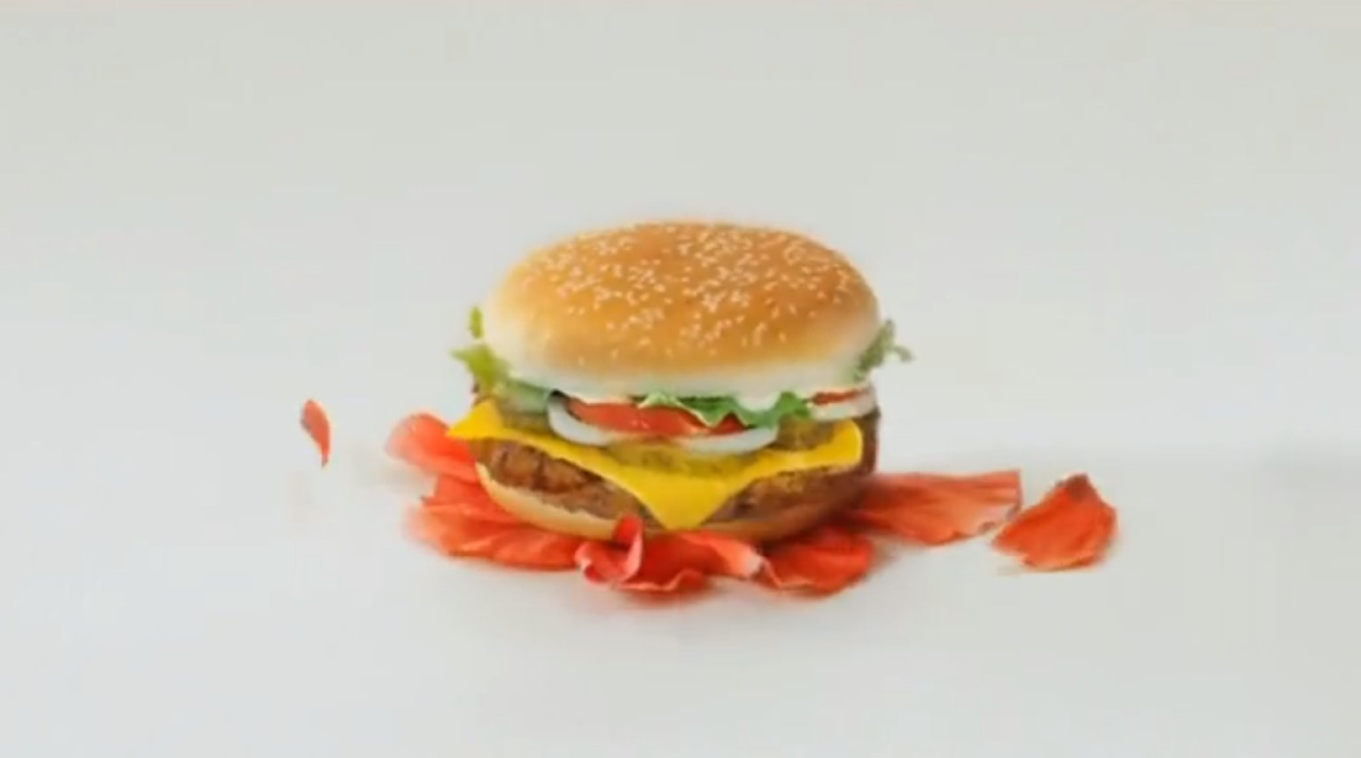 healthy food vs burger king food In the last part of our series on eating at chain restaurants, we take a look at burger king check out part seven, where we examine in-n-out long gone is the reign of the creepy old king from bk.