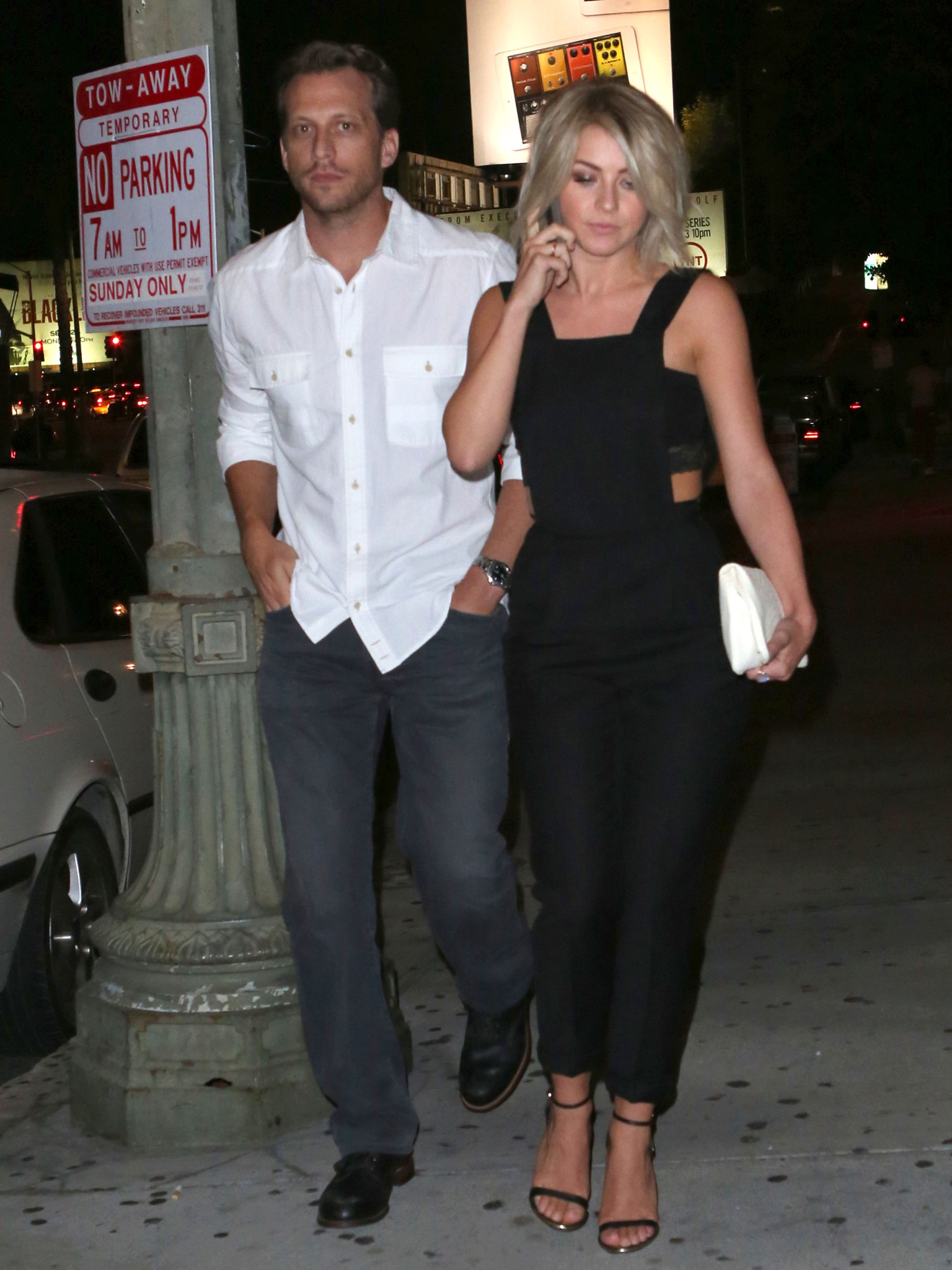 Who dating julianne hough