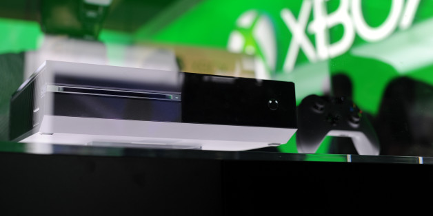 The Xbox One console is displayed on the final day of the E3 Electronic Entertainment Expo, in Los Angeles, California June 13, 2013.     AFP PHOTO / ROBYN BECK        (Photo credit should read ROBYN BECK/AFP/Getty Images)