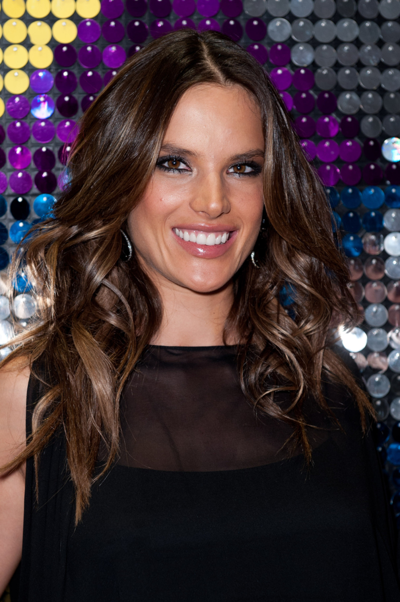 Alessandra Ambrosio Hair Color 14471 Interiordesign